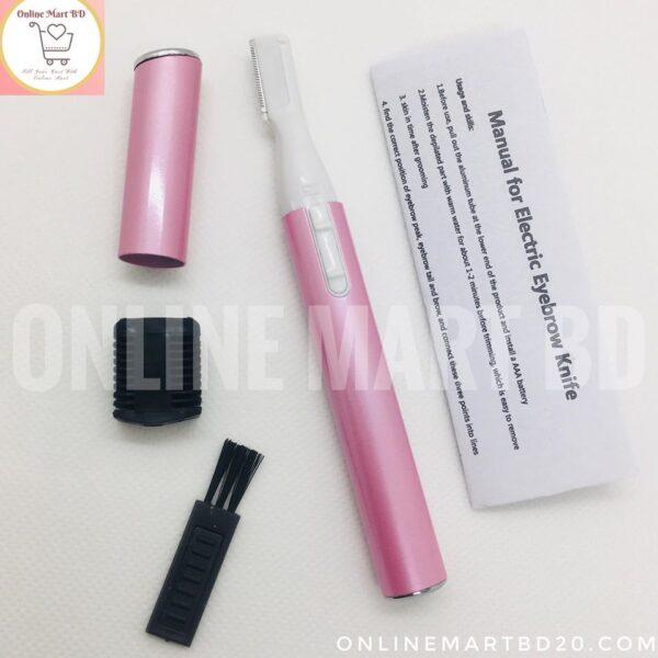 Female Hair Pen Trimmer