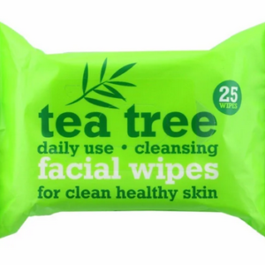 Tea Tree face wipe