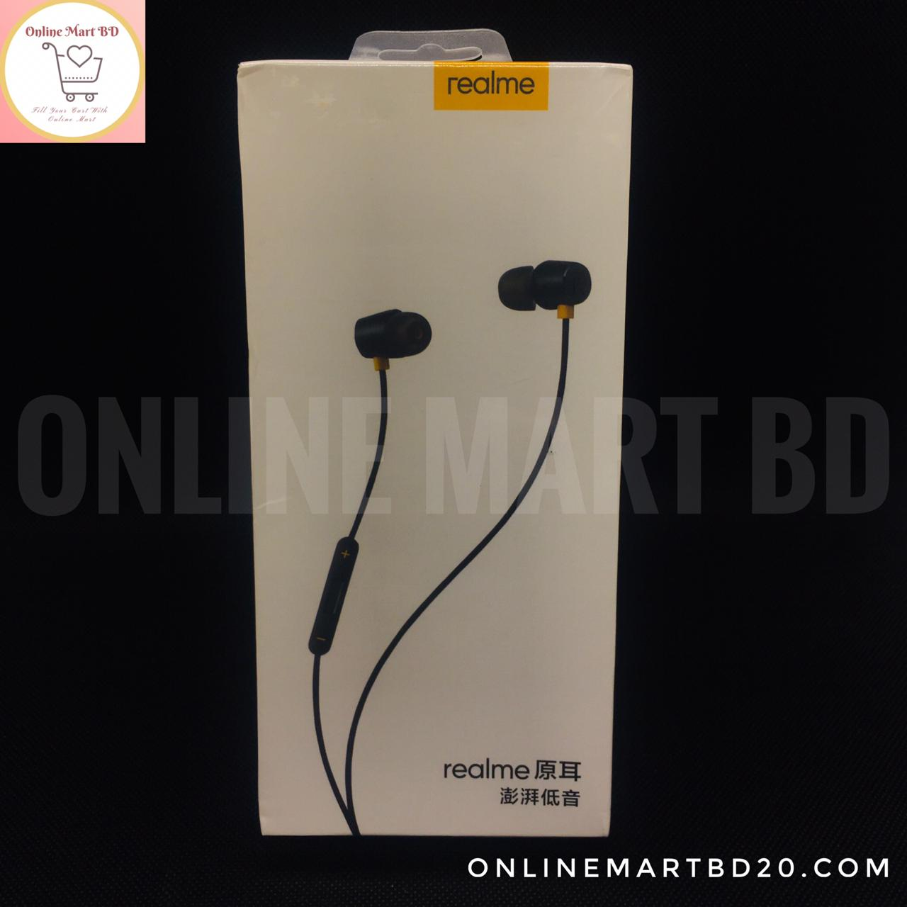 Realme earphone