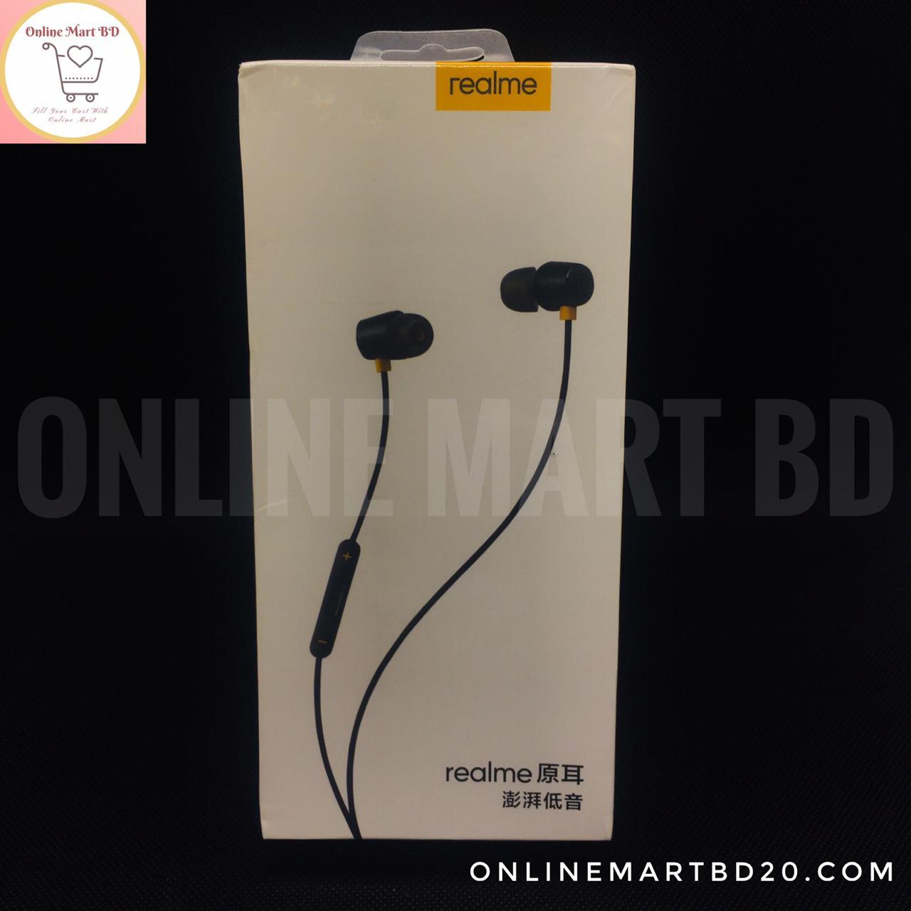 Realme earphone